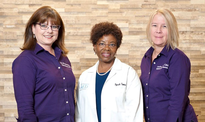 Clinical Research team for North Atlanta Endocrinology and Diabetes, PC