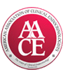 The American Association of Clinical Endocrinologists logo